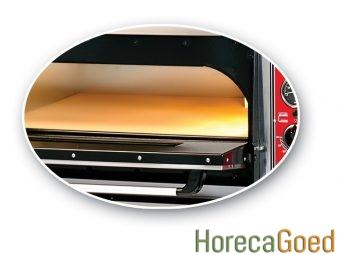 Nieuwe GMG dubbele pizza oven 6 + 6 pizza's PF 6292 DE-T 2