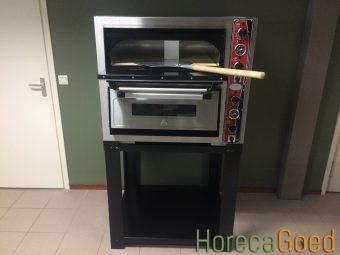 Nieuwe dubbele pizza oven 3 1