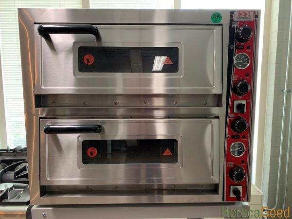 Nieuwe elektrische pizza oven 1