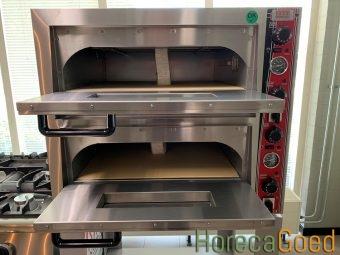 Nieuwe elektrische pizza oven 2