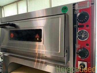 Nieuwe elektrische pizza oven 5