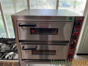 Nieuwe elektrische pizza oven 6