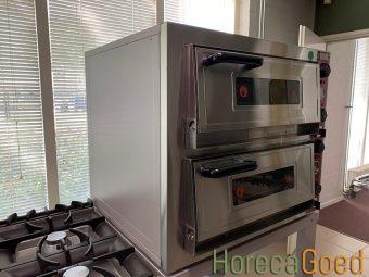 Nieuwe elektrische pizza oven 7