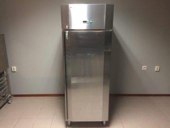 Gebruikte Infrico RVS koelkast1