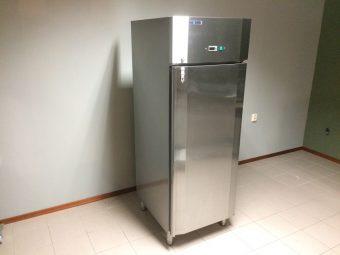 Gebruikte Infrico RVS koelkast2