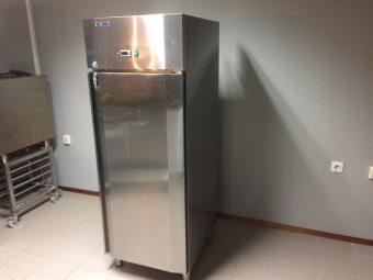 Gebruikte Infrico RVS koelkast3