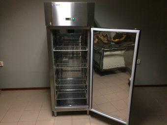 Gebruikte Infrico RVS koelkast4