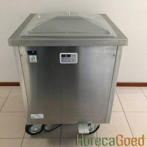 Nieuwe Ijs Ice teppanyaki machine1
