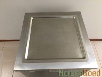Nieuwe Ijs Ice teppanyaki machine4