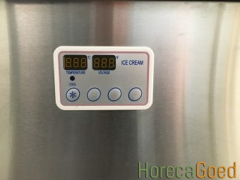 Nieuwe Ijs Ice teppanyaki machine5