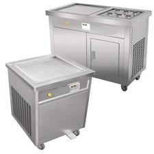Nieuwe Ijs Ice teppanyaki machine6