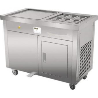 Nieuwe Ijs Ice teppanyaki machine8