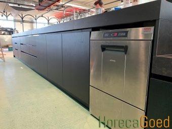 SMEG UD505D UD505DS voorlader vaatwasser glazenspoelmachine 2