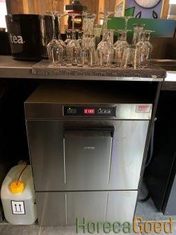 SMEG UD505D UD505DS voorlader vaatwasser glazenspoelmachine 4