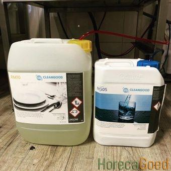 SMEG UD505D UD505DS voorlader vaatwasser glazenspoelmachine 6
