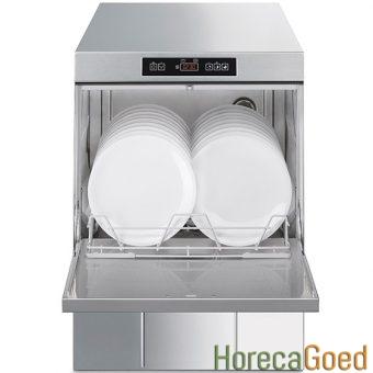 SMEG UD505D UD505DS voorlader vaatwasser glazenspoelmachine 8
