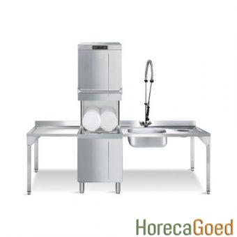 Smeg HTY511DWS doorschuif vaatwasser5