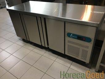 TopCold 3-deurs koelwerkbank3