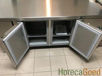 TopCold 3-deurs koelwerkbank4