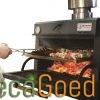 Nieuwe houtskool grill oven model impressie 5