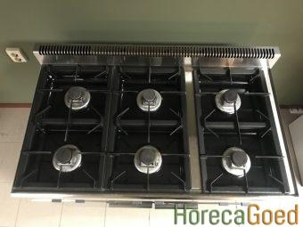 Gebruikte Modular horeca gasfornuis met oven 5