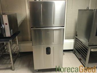 Gebruikte SMEG UW5757D kratten gereedschap pannenwasmachine 1