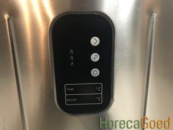 Gebruikte SMEG UW5757D kratten gereedschap pannenwasmachine 5