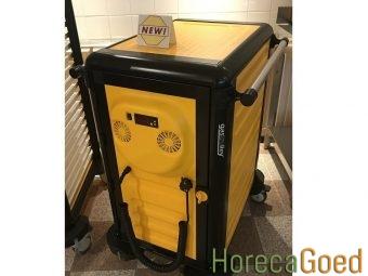 Nieuwe voedsel warmhoudwagen transportwagen 1