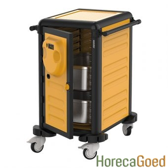 Nieuwe voedsel warmhoudwagen transportwagen 6