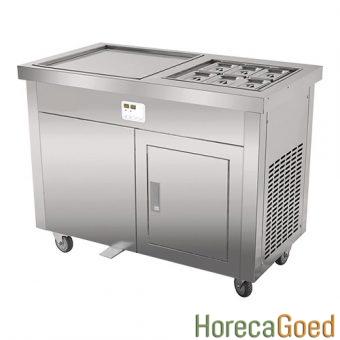 Nieuwe Ijs Ice teppanyaki machine9
