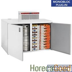 Nieuwe mini koelcel bewaarkast koelkast 8