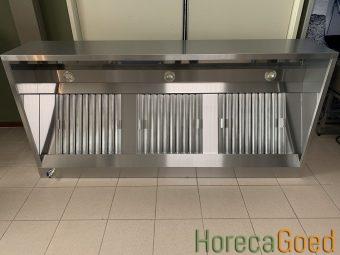 HorecaGoed doos model afzuigkap met motor 001