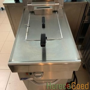Gebruikte Modular enkele elektrische friteuse 70 40 FRE 10 1