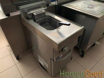 Gebruikte Modular enkele elektrische friteuse 70 40 FRE 10 2