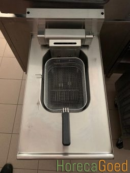 Gebruikte Modular enkele elektrische friteuse 70 40 FRE 10 3