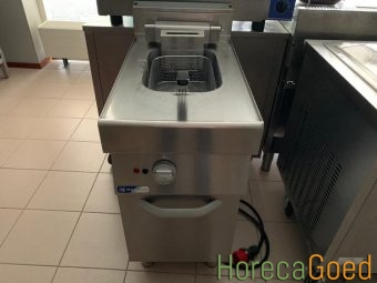 Gebruikte Modular enkele elektrische friteuse 70 40 FRE 10 4