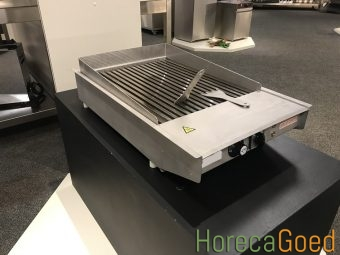 Nieuwe HorecaGoed high speed waterblad grill plaat bakplaat 2