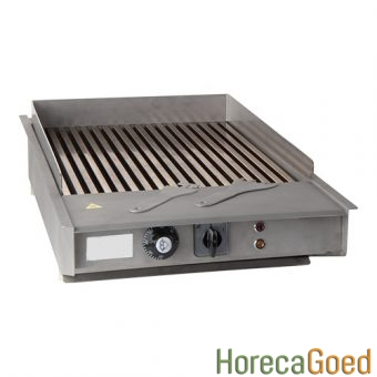 Nieuwe HorecaGoed high speed waterblad grill plaat bakplaat 5