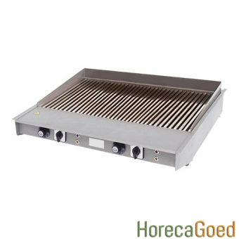 Nieuwe HorecaGoed high speed waterblad grill plaat bakplaat 6