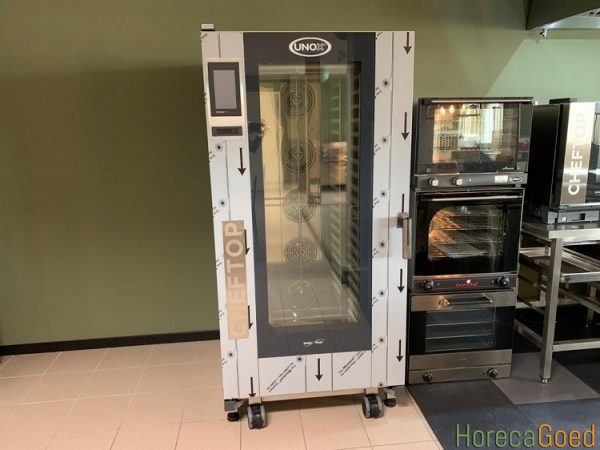 Nieuw UNOX CHEFTOP BIG ONE combisteamer XEVL-2011-E1RS 20 laags 1