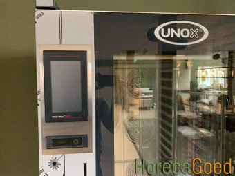 Nieuw UNOX CHEFTOP BIG ONE combisteamer XEVL-2011-E1RS 20 laags 4