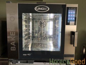 UNOX BAKERTOP MindMaps PLUS bakkerij oven combisteamer 2