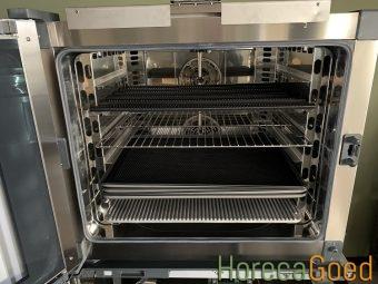UNOX BAKERTOP MindMaps PLUS bakkerij oven combisteamer 5