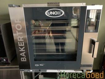 UNOX BAKERTOP MindMaps PLUS bakkerij oven combisteamer 6