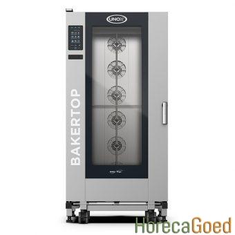 Unox BakerTop MindMaps Plus XEBL-16EU-YPRS combisteamer bake-off oven