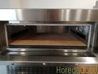Nieuwe gas pizza oven 4