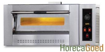 Nieuwe gas pizza oven 6