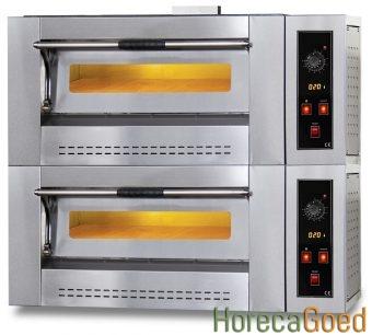 Nieuwe gas pizza oven 7