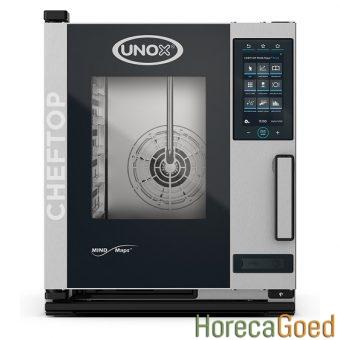 Unox ChefTop MindMaps Plus COMPACT XECC-0513-EPRM combisteamer
