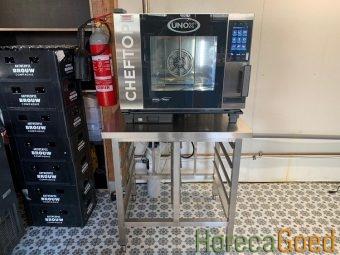 Unox ChefTop MindMaps Plus XEVC-0511-EPRM combisteamer oven 2